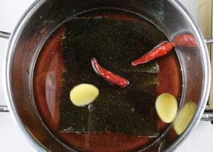 [レシピ3] 煮付け